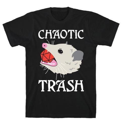 Chaotic Trash (Opossum) T-Shirt