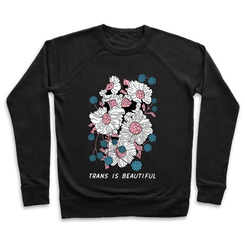 Trans is beautiful Pullover