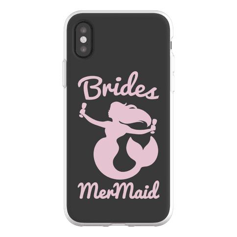 Brides Mermaid Phone Flexi-Case