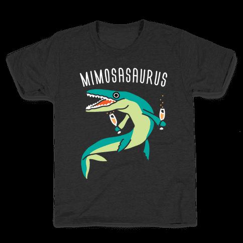 Mimosasaurus Kids T-Shirt