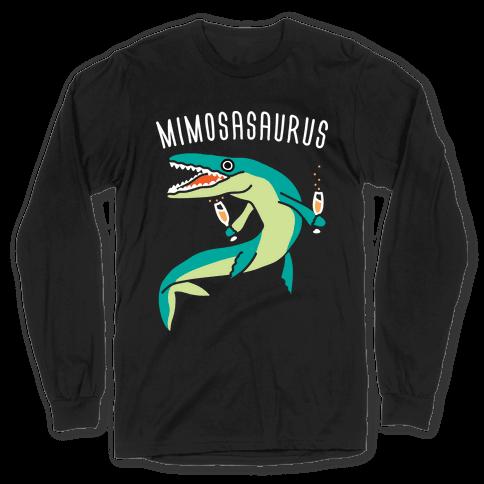 Mimosasaurus Long Sleeve T-Shirt