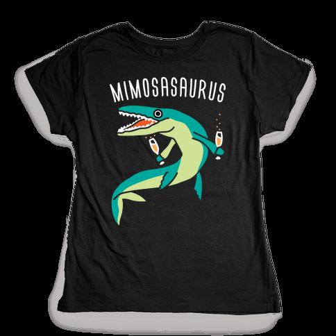 Mimosasaurus Womens T-Shirt