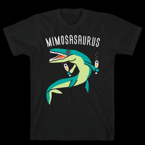 Mimosasaurus Mens T-Shirt