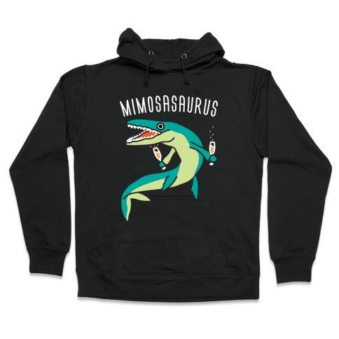 Mimosasaurus Hooded Sweatshirt