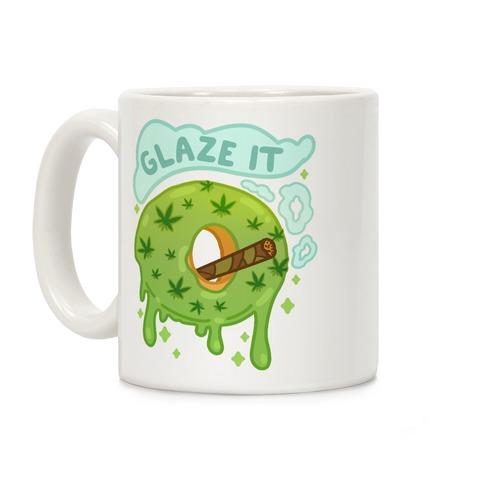 Glaze It Donut Coffee Mug