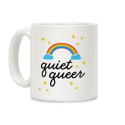 Quiet Queer Coffee Mug