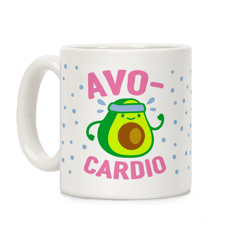Avocardio Avocado Coffee Mug