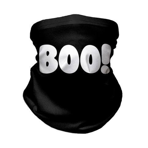 Boo! Neck Gaiter