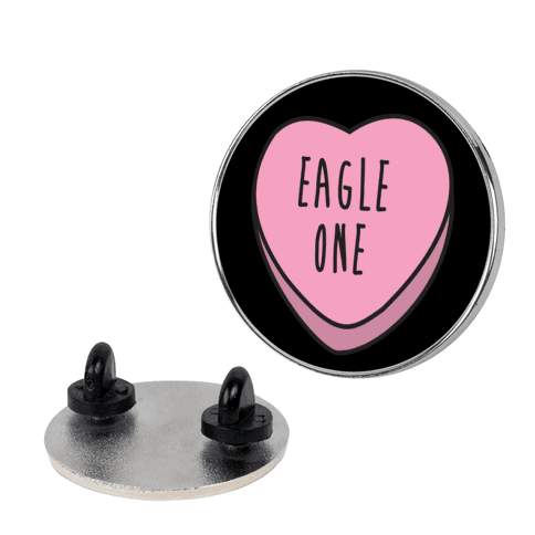 Eagle One pin
