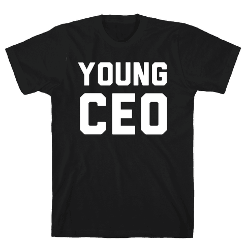 Young CEO Mens/Unisex T-Shirt