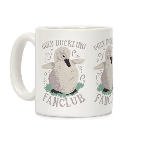 Ugly Duckling Fanclub Coffee Mug