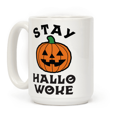 Stay Hallowoke Coffee Mug