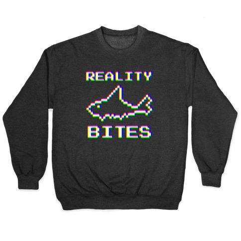 Reality Bites Pullover