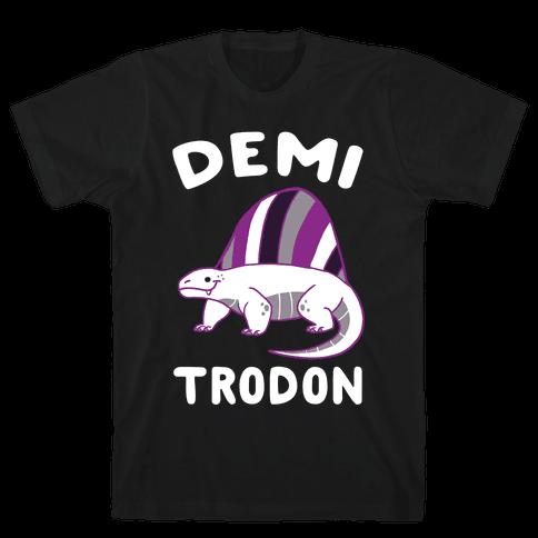 Demi-trodon - Dimetrodon  Mens T-Shirt