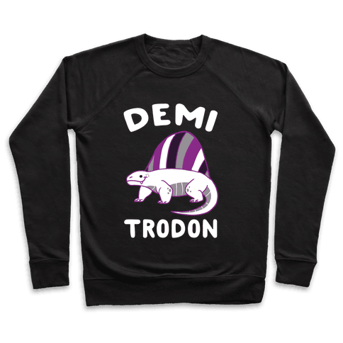 Demi-trodon - Dimetrodon  Pullover