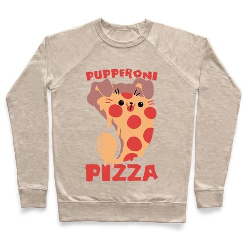 PUPPERoni Pizza Pullover
