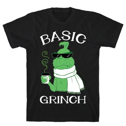 Basic Grinch T-Shirt