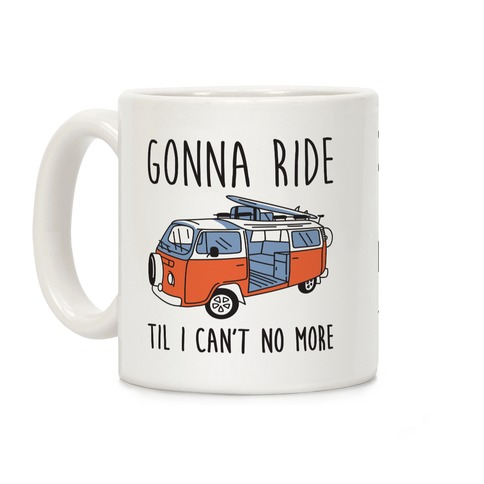 Old Town Road Trip Coffee Mug