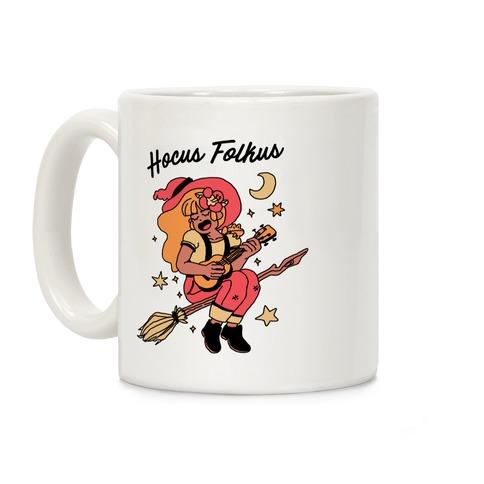 Hocus Folkus Coffee Mug