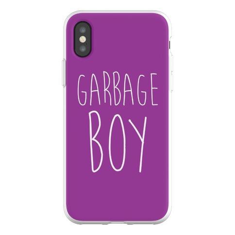 Garbage Boy Phone Flexi-Case