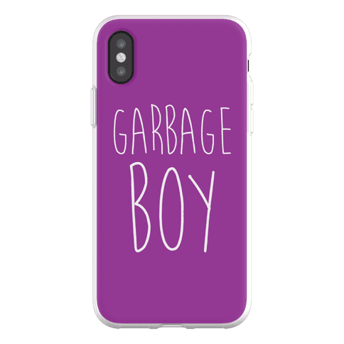 Garbage Boy Phone Flexi-Case