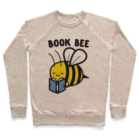 Book Bee Pullover