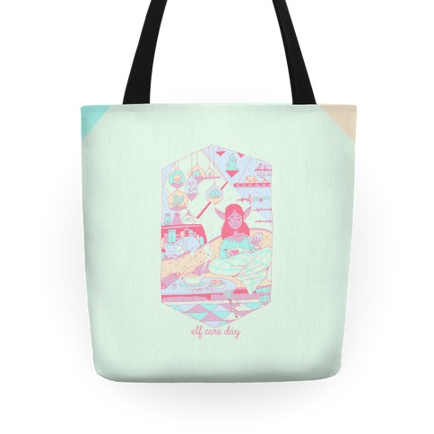 Elf Care Day Tote