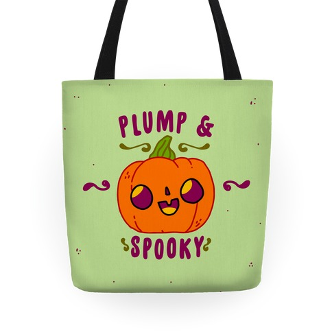 Plump and Spooky Tote