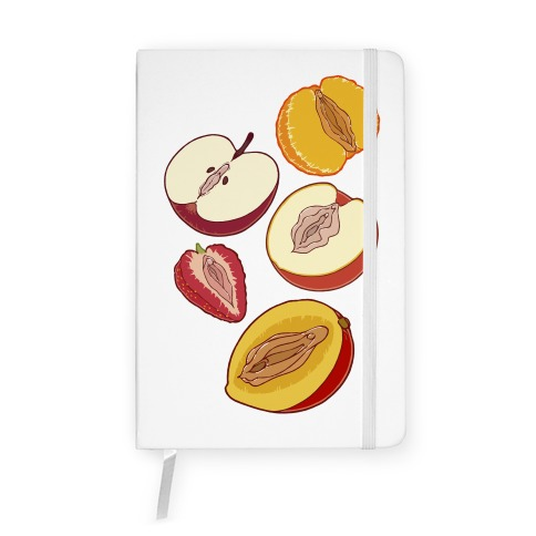 Fruity Vaginas Notebook