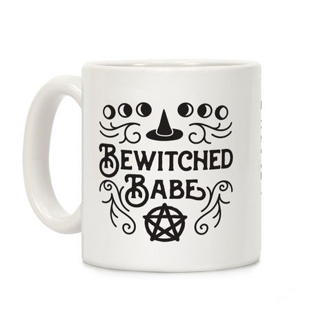 Bewitched Babe Coffee Mug
