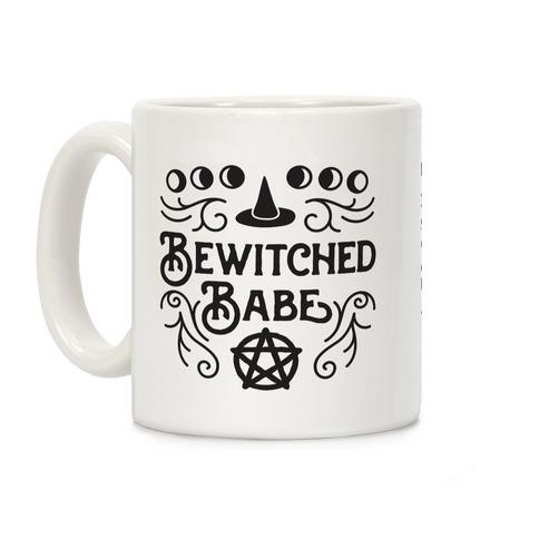 Bewitched Babe Coffee Mug