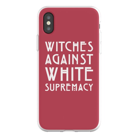 Witches Against White Supremacy Phone Flexi-Case