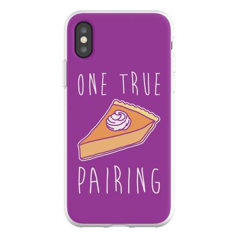 One True Pairing Parody Phone Flexi-Case