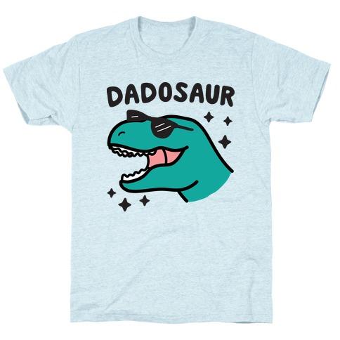 Dadosaur (Dad Dinosaur) T-Shirt