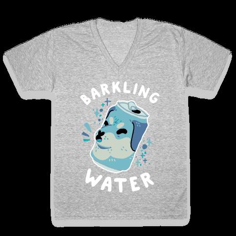 Barkling Water V-Neck Tee Shirt