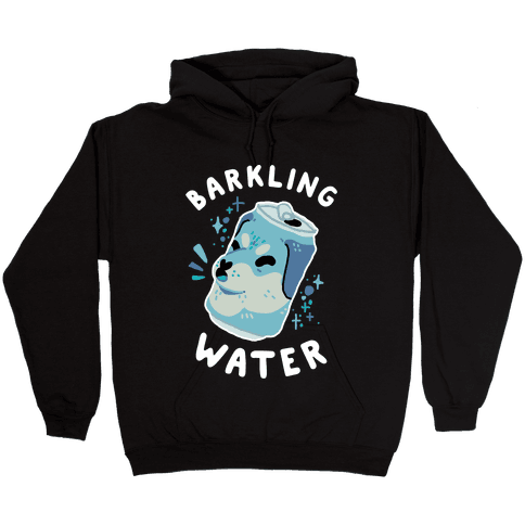 Barkling Water Hooded Sweatshirt