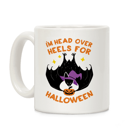 I'm Head Over Heels For Halloween Coffee Mug