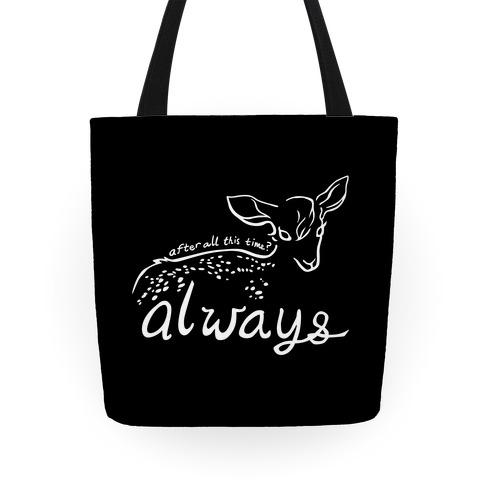 Always (Severus Snape) Tote