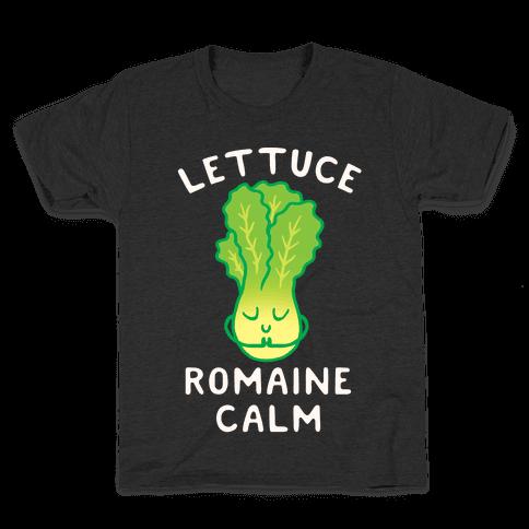 Lettuce Romaine Calm