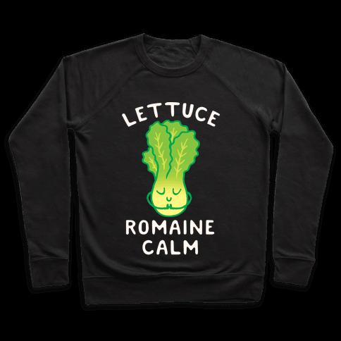 Lettuce Romaine Calm Pullover