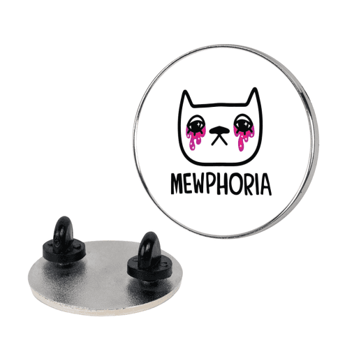 Mewphoria Pin