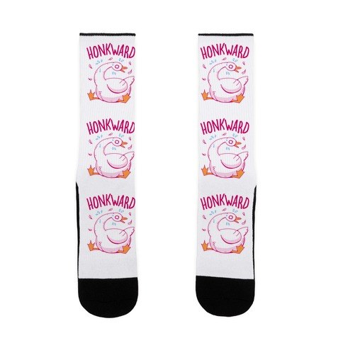 Honkward Sock