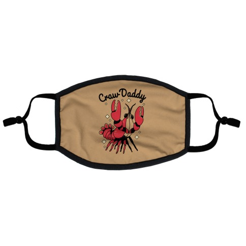 Craw Daddy Flat Face Mask