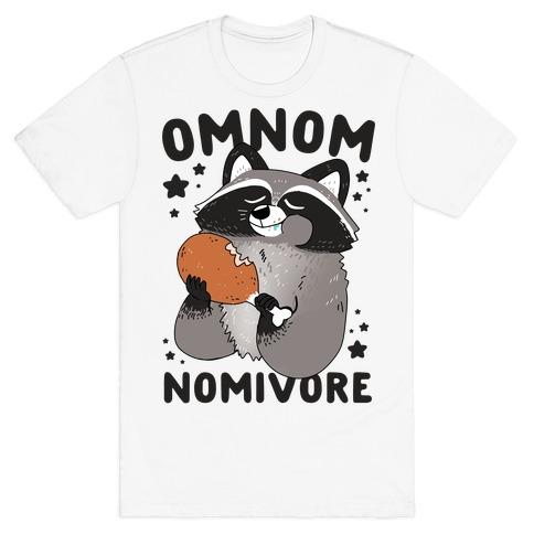 Omnomnomivore T-Shirt