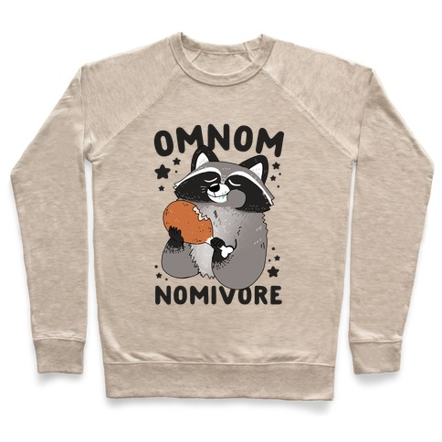 Omnomnomivore Pullover