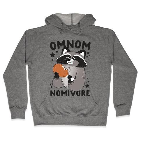 Omnomnomivore Hooded Sweatshirt