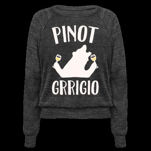 Pinot Grrigio White Print
