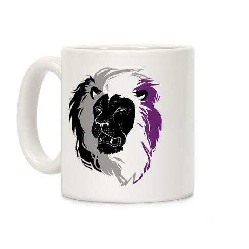Ace Lion Pride Coffee Mug