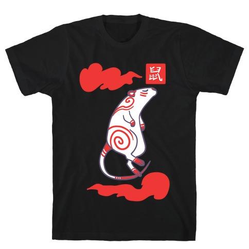 Rat - Chinese Zodiac T-Shirt