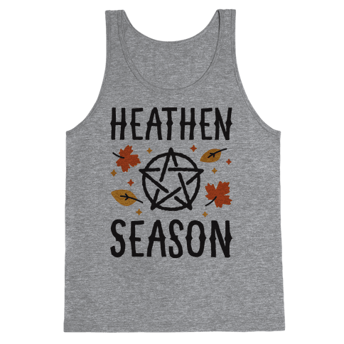 Heathen Season Tank Top